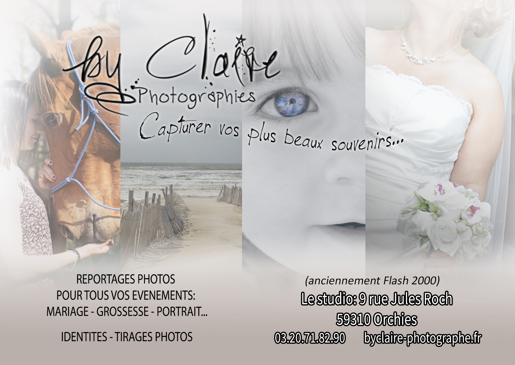 BY CLAIRE PHOTOGRAPHIES